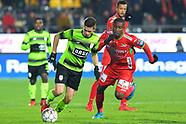 KV Oostende v Standard de Liege - 12 Dec 2017