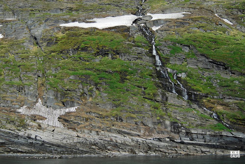 Diana Island. Southern Baffin Island, Nunavut. Canada. , Diana Island. Southern Baffin Island, Nunavut. Canada.
