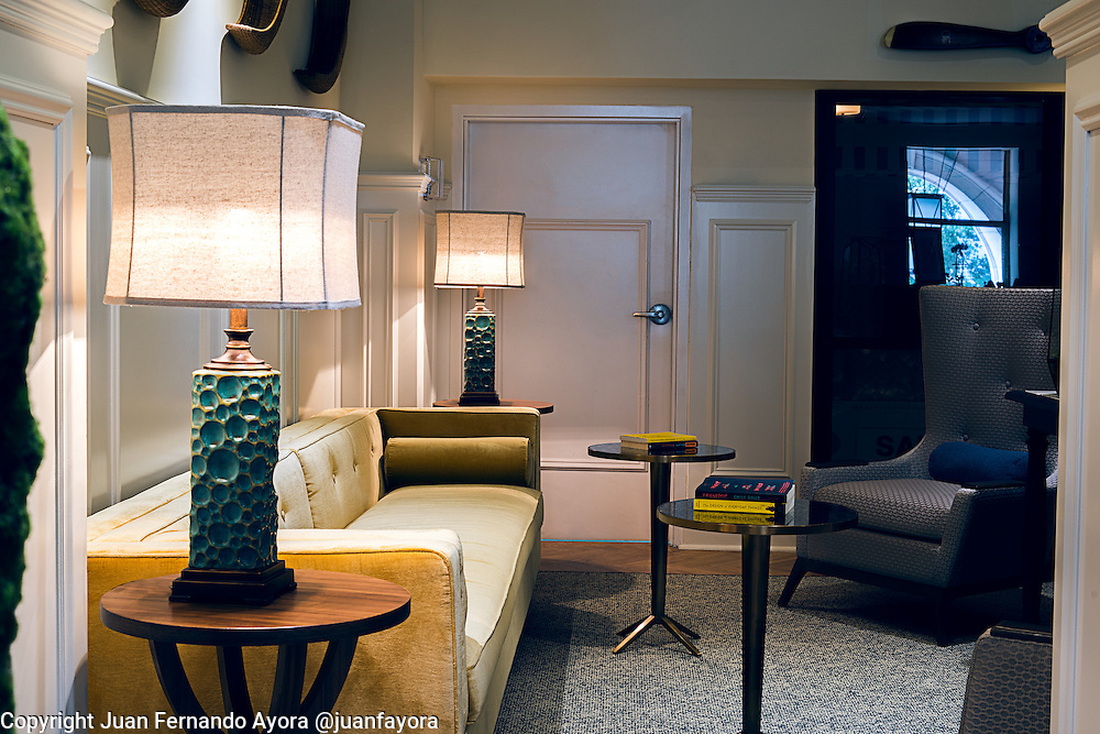 The Langford Hotel photographed by Juan Fernando Ayora for Lucky Frog Studios and TRUST Hospitality