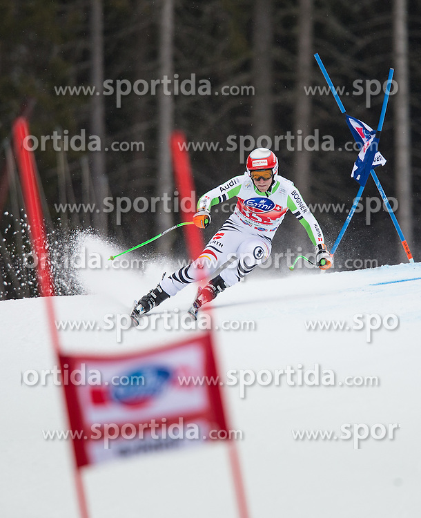 20.12.2013, Saslong, Groeden, ITA, FIS Ski Weltcup, Groeden, Abfahrt, Herren, SuperG, im Bild Josef Ferstl (GER) // Josef Ferstl of Germany in action during mens Super-G of the Groeden FIS Ski Alpine World Cup at the Saslong Course in Gardena, Italy on 2012/12/20. EXPA Pictures © 2013, PhotoCredit: EXPA/ Johann Groder