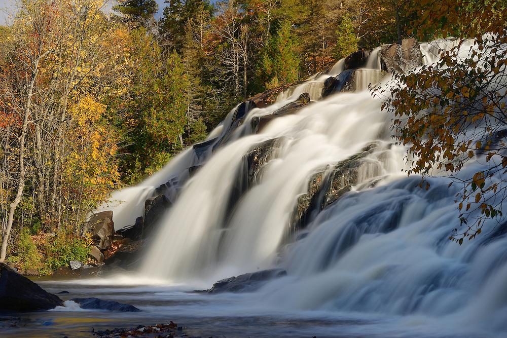 Bond Falls<br /> Michigan's Upper Peninsula