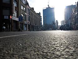 UK ENGLAND LONDON 1MAR14 - Whitechapel High Street, east London.<br /> <br /> <br /> <br /> jre/Photo by Jiri Rezac<br /> <br /> &copy; Jiri Rezac 2014