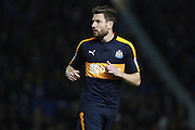Newcastle United defender Paul Dummett (3) during the EFL Sky Bet Championship match between Brighton and Hove Albion and Newcastle United at the American Express Community Stadium, Brighton and Hove, England on 28 February 2017. Photo by Bennett Dean.