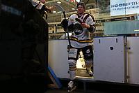 GET-ligaen Ice Hockey, 27. october 2016 ,  Stavanger Oilers v Stjernen<br /> Dennis Sveum fra Stavanger Oilers etter kampen mot Stjernen<br /> Foto: Andrew Halseid Budd , Digitalsport