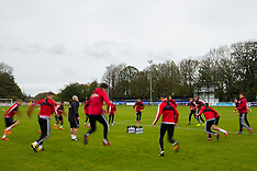 171107 Wales Under-21 Training