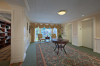 Interior Design Images of Brightview Assisted Living in Towson MD by Jeffrey Sauers of Commercial Photographics