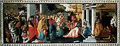Italy, Reinaissance, Sandro Botticelli, 1445-1510 AD