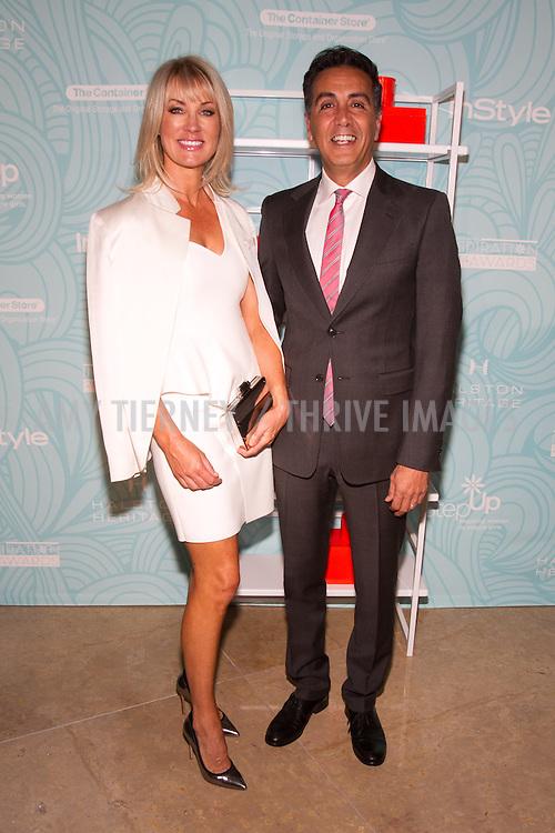 Anita Jansens-Malka and Ben Malka, CEO, Halston