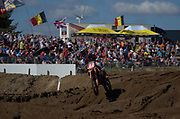 Jeffrey Herlings was in his own category at Lommel, as everyone predicted.
