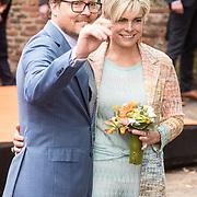 NLD/Amersfoort/20190427 - Koningsdag Amersfoort 2019, Prins Constantijn en Prinses Laurentien