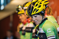 Shelley Olds Cylance Pro Cycling- Ronde van Drenthe 2016, a 138km road race starting and finishing in Hoogeveen, on March 12, 2016 in Drenthe, Netherlands.