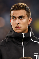 November 7, 2018 - Turin, Italy - Paulo Dybala of Juventus during the Group H match of the UEFA Champions League between Juventus FC and Manchester United FC on November 7, 2018 at Juventus Stadium in Turin, Italy. (Credit Image: © Mike Kireev/NurPhoto via ZUMA Press)