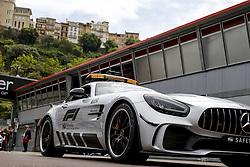 May 22, 2019 - Monte Carlo, Monaco - Motorsports: FIA Formula One World Championship 2019, Grand Prix of Monaco, ..F1 Safety Car, Mercedes-AMG GT R  (Credit Image: © Hoch Zwei via ZUMA Wire)