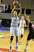 Taranto 07-06-2011<br /> Qualifying Tournament Eurobasket Women 2011<br /> Italia-Belgio<br /> Nella foto Giorgia Sottana<br /> Foto di Ciamillo-Castoria