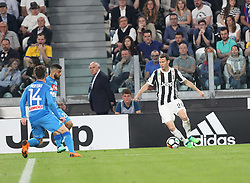 April 22, 2018 - Torino, Piemonte, Italy - in the picture: howeds juventus..22 April 2018 - Turin, Italy - final match between F.C. Juneventu and SSC Napoli, at the Allianz Stadium in Turin, which is awarded the Scudetto in Serie A in Italy..Napoli wins 1-0. (Credit Image: © Fabio Sasso/Pacific Press via ZUMA Wire)