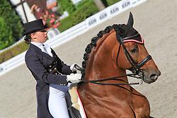 Fries Franziska (AUT) - Alassio's Boy<br /> European Championships Junior 2010<br /> © Hippo Foto - Leanjo de Koster