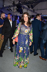 DANIELLA HELAYEL at the Maserati Levante VIP Launch party held at the Royal Horticultural Halls, Vincent Square, London on 26th May 2016.