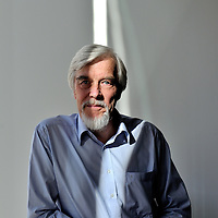 Rolf-Dieter Heuer, a German particle physicist, and Director General of CERN, since 2009.