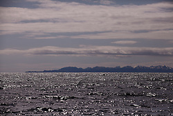 USA ALASKA 26JUN12 - Boat training near the Greenpeace ship Esperanza off the Kodiak island coast, Alaska...Photo by Jiri Rezac / Greenpeace