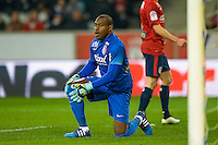 Vincent Enyeama - 15.03.2015 - Lille / Rennes - 29e journee Ligue 1<br /> Photo : Andre Ferreira / Icon Sport