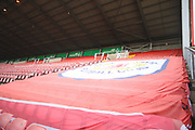 during the EFL Sky Bet League 2 match between Crewe Alexandra and Lincoln City at Alexandra Stadium, Crewe, England on 26 December 2018.