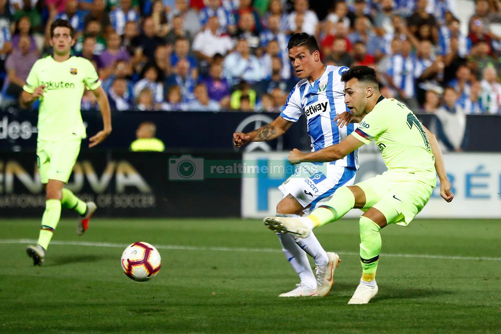 صور مباراة : ليغانيس - برشلونة 2-1 ( 26-09-2018 ) 20180926-zaa-a181-076