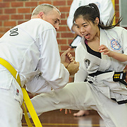 Rhee Tae Kwon Do -- Action Day 8th August 2015