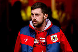 Frank Fielding of Bristol City arrives at the City Ground for the Sky Bet Championship fixture against Nottingham Forest - Mandatory by-line: Robbie Stephenson/JMP - 19/01/2019 - FOOTBALL - The City Ground - Nottingham, England - Nottingham Forest v Bristol City - Sky Bet Championship