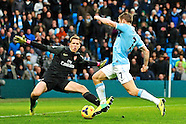 Manchester City v Arsenal 141213