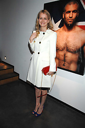 EMMA PARKER-BOWLES at a private view of Octagan a showcase of work of photographer Kevin Lynch featuring the stars of the Ultimate Fighter Championship held at Hamiltons gallery, Mayfair, London on 17th January 2008.<br />