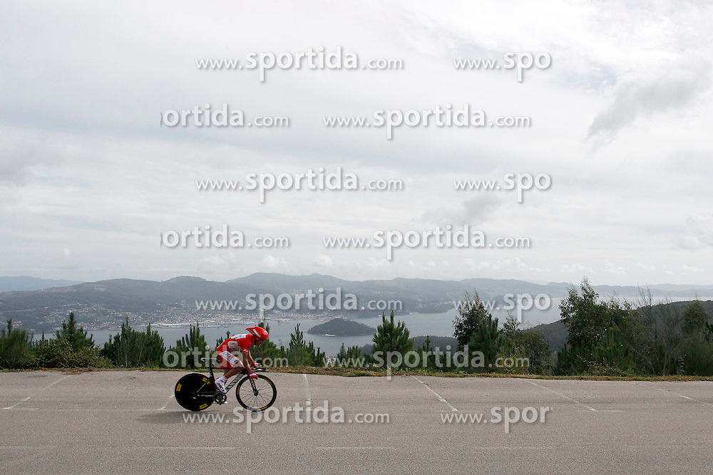 29.08.2012, 11. Etappe, Cambados nach Pontevedra, ESP, La Vuelta, im Bild Joaquin Purito Rodriguez // during the La Vuelta, Stage 11 from Cambados to Pontevedra, Spain on 2012/08/29. EXPA Pictures © 2012, PhotoCredit: EXPA/ Alterphotos/ Paola Otero..***** ATTENTION - OUT OF ESP and SUI *****