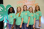 4-H District and state Officers