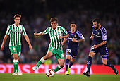 Real Betis Balompie v Real Valladolid CF - La Liga