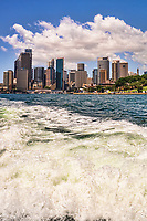 Sydney Skyline & Harbour