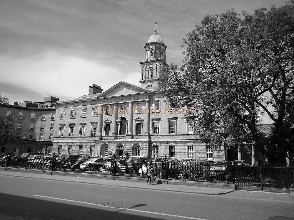 Rotunda Hospital, Parnell Street, Dublin, 1757, National Maternity Hospital