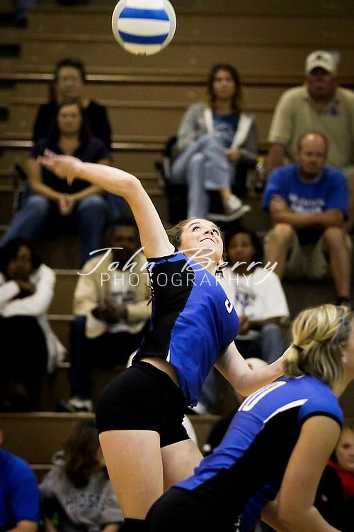 October/7/10:  MCHS Varsity Volleyball vs Manassas Park, Madison wins 3-0.