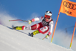 04.02.2019, Are, SWE, FIS Weltmeisterschaften Ski Alpin, Damen, Abfahrt, 1. Training, im Bild Ramona Siebenhofer (AUT) // Ramona Siebenhofer of Austria during 1st Ladies Dwonhill Training of the FIS Ski Alpine World Championships 2019 in Are, Sweden on 2019/02/04. EXPA Pictures © 2019, PhotoCredit: EXPA/ Dominik Angerer