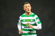 Callum McGregor (#42) of Celtic during the Betfred Cup Final between Celtic and Aberdeen at Celtic Park, Glasgow, Scotland on 2 December 2018.
