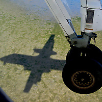 touch down Air NZ Auckland