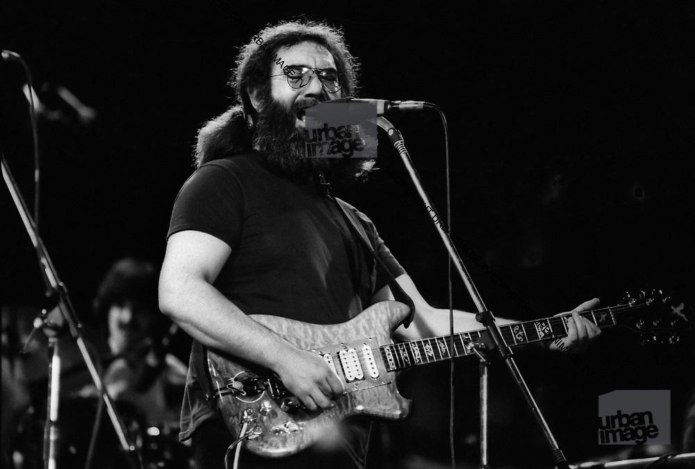 The Grateful Dead – Egypt 1978 - Live