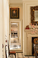 Dining room & kitchen, South Kent, CT,  Couturier