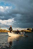 Drift Boat Photography Samples
