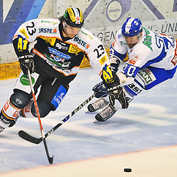 20100910: AUT, SLO, Ice Hockey - EBEL league, Round 1
