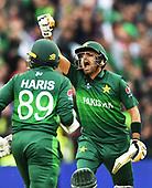 CWC 2019 NZ v Pakistan