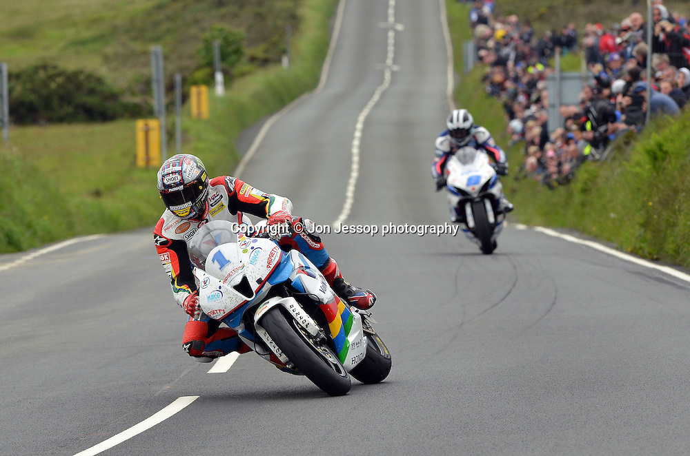 #1 John McGuinness Honda Valvoline Racing by Padgett's M/cycles