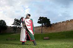 160720 - Lincolnshire County Council | Lincoln Castle | Fighting Knights