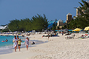 Grand Cayman. Seven Mile Beach.