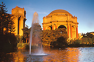Palace of Fine Art, San Francisco, California