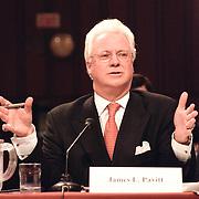James Pavitt at 9/11 Commission Hearing 10.Hart Senate Office Building Rm 216