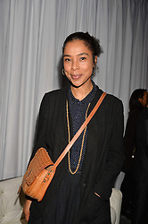Sophie Okonedo at the Giselle Premier VIP Party, St.Martin's Lane Hotel, London England. 11 January 2017.